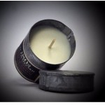 Le Chatelard Sandalwood Scented Candle in Metal Container 100grs