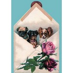 THREE PUPPIES Scented Sachet, Drawer Sachet, Car/Home